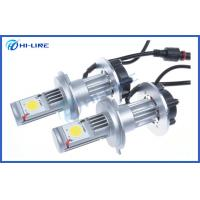 Best 50 Watt 3600LM IP65 H4 Cree LED Car Headlight Bulbs / LED Auto Head Lights High Low Beam wholesale