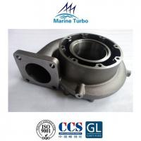 China T- MAN Turbocharger / T- TCR12 Turbine Housing For Mining, Marine Propulsion And Gensets Engines on sale