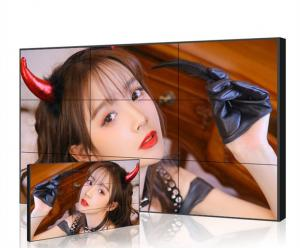 Best 1920X1080 Led Indoor Video Wall 4000:1 60HZ Wall Mount Full Color wholesale