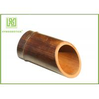 Cheap Bamboo Products Gardening/horticulture Bamboo Flower Vase Flower Pots for sale