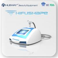 Professional portable hifu high intensity focused ultrasound body slimming machines for sale