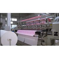 China 3.2 Meters Computerized Quilting Machine , Double Needle Industrial Sewing Machine on sale