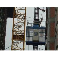 China 650*650*1508 mm Construction elevator / hoist / lifter speed in 0 - 90 m/s on sale