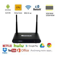 2016 New Arrival Amlogic S912 Octa core Smart Android TV BOX 2G 16G Kodi 17.0 Dual WIFI 4K HDR ANDROID OTT TV BOX