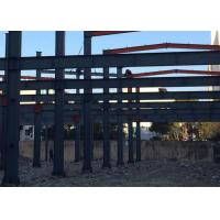 Quality ASTM Steel Framed Buildings , prefab Industrial Steel Structures wholesale