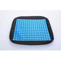 China Soft Gel Orthopedic Padded Seat Cushion , Universal Lower Back Seat Cushion on sale