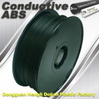 Best Markerbot ,  ABS Conductive 3D Printer Filament 1.75mm / 3.0 mm wholesale