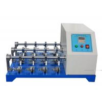 Best BS - 3144 Standard Leather Testing Equipment For Flexing Resistance Test with 12 Groups wholesale