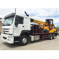 Best Truck Mounted Water Well Drilling Rig wholesale