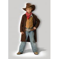 Colonial Cowboy Fancy Dress , Rawhide Renegade 17021 Teen Halloween Costumes
