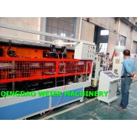 300KG/HR Corrugated Sheet Making Machine For UPVC PVC Banboo Roofing Tile
