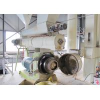 Best Advanced Automatic Feed Pellet Production Line , 10-15T/H Complete Feed Mill Plant wholesale