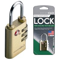 Best TSA 3-dial combination luggage lock wholesale