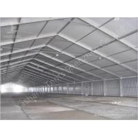 Quality Side By Side Row 6000㎡ Large Industrial Tents High Performance ISO CE Certification wholesale