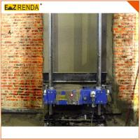 China Building Automatic wall Rendering Machine Remote Controller for Stucco on sale