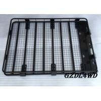 Best Heavy Duty 4runner Roof Rack System , Steel Powder Coating Car Top Carrier wholesale