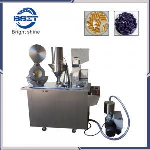 Best Semi-Automatic Capsule Filler Machine & Capsule Filling Pharmaceutical Machinery wholesale