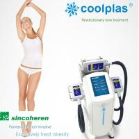 Best Vertical Type Cryolipolysis Fat Freeze Slimming Machine 300mm × 400mm × 900mm wholesale
