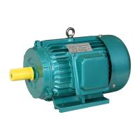 Best Cast Iron Housing Three Phase Asynchronous Motor For General Driving 1HP 0.75KW wholesale
