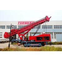 Best Universal Full Hydraulic Multifunction Top Drive Drill Rig Used For DTH RC Drilling wholesale