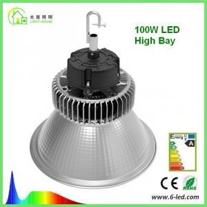 Best 100 Watt High Bay LED Lighting 5000k For Workshops / Logistics Centers wholesale
