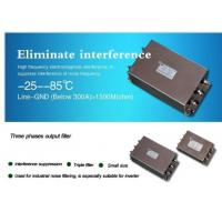 Best 380V 300KW Inverter EMI Filter With Novel Structure Design wholesale
