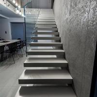 Best Modern Floating stair / Glass Staircase / Build Floating Staircase wholesale
