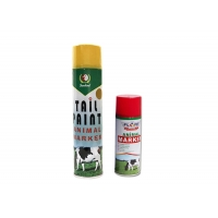 Best High Visibility Temporary Animal Marking Paint Liquid Coating Eco Friendly wholesale