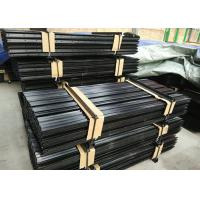 Best Black Painted Y Fence Post / Metal Fence Posts For Australia , New Zealand wholesale