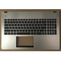 Buy cheap New for Asus N56V N56VB N56VJ N56VM N56VV N56VZ US Keyboard Silver Palmrest from wholesalers
