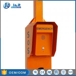 Best GSM / 3G Wireless Weatherproof SOS Call Box IP66 Roadside Emergency Help Phone wholesale