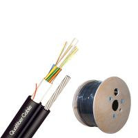 Best GYFTC8Y 48 Core Single Mode Fiber Optic Cable G652D For Outdoor / Aerial wholesale