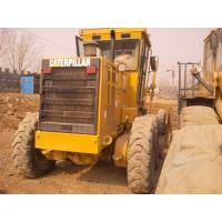 Best Road Maintainer Used Road Grader Caterpillar 140H Second Hand With 93% Tyre wholesale