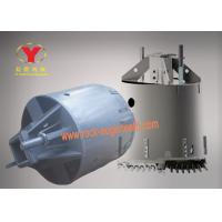 Best Rotary Drill Carbide Trencher Teeth Abrasion Proof Core Barrel With Three Wing wholesale