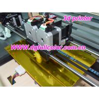 Best PLA 3D Printer With Two Color For Paper And Label Printer wholesale
