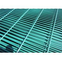 China 358 Security Wire Mesh Fence/ Welded Wire Mesh Panels on sale