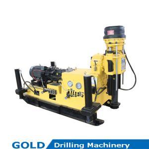 Best High Efficiency Rotary Hydraulic Feeding Water Well Drilling Rig wholesale