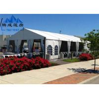 Best Clear Span Outside Event Tents With Insulated Wall For Family Parties wholesale