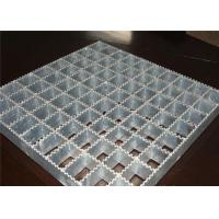 Best Powerful Open Steel Floor Grating , Anti Corrosion Welded Steel Bar Grating wholesale