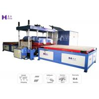 Best HF 120Kw  Inflatable Bed High Freqeuncy Welding Machine Current Auto Tuning System wholesale