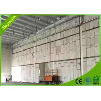 Quality Waterproof EPS Cement Sandwich Panel 50 mm - 200 mm Thick CE ...