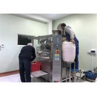 China Compact Mechanism Capsule Manufacturing Machine Precision Filling Dosage on sale
