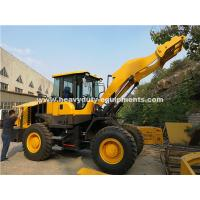 Buy cheap 938 Wheeled Frond End Loader With 40km/H Max.Speed Of Yj315 Transmission Grab Fork As Optional from wholesalers