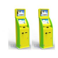 Best Windows XP LCD Healthcare Kiosk Digital Bill Payment Machine OEM Free Standing wholesale