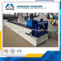 China Galvanized Roofing Sheet Roll Forming Machine PLC Cold Roll Forming Equipment on sale