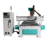 Cheap Tool Changing CNC Wood Router with 12 Pcs Tools Auto Changing/9.0KW Spindle for sale