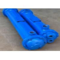 Buy cheap Pipeline Oil-cooler GLC, GLL series GLC 4-13 heat exchanger from wholesalers
