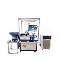 Best Cork Stoppers Automatic Laser Marking Machine / Laser Engraving Machine wholesale
