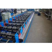Best 2018 new Type CNC Control Roll Forming Machine Drainage use PLC Control Metal Gutter Roll Forming Machine wholesale