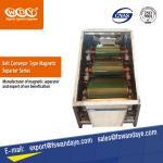 Best High Gauss Electro Magnetic Separator Machine Belt Conveyor For Iron Ore wholesale